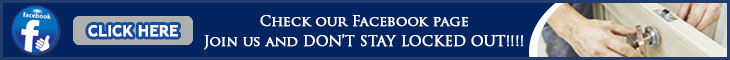 Join us on Facebook - Locksmith Woodland Hills